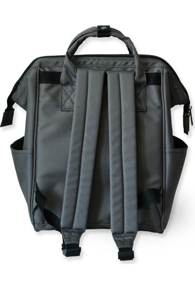 Organicraft Sırt Çantası - Country Backpack - Füme