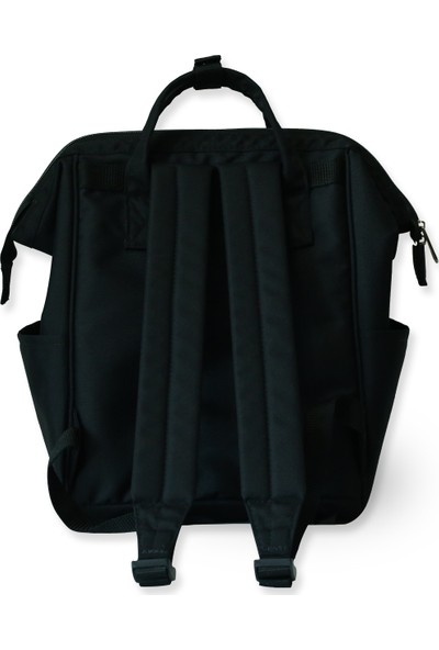 Organicraft Sırt Çantası - Country Backpack - Siyah