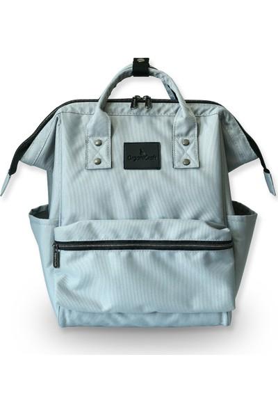 Organicraft Sırt Çantası - Country Backpack - Açık Gri