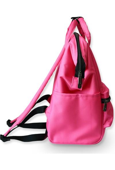 Organicraft Sırt Çantası - Country Backpack - Neon Pembe