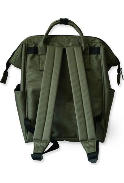 Organicraft Sırt Çantası - Country Backpack - Haki