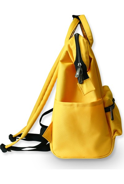 Organicraft Sırt Çantası - Country Backpack - Sarı