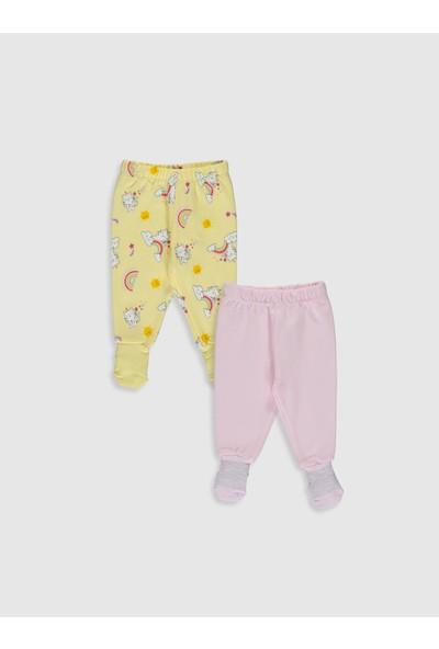 LC Waikiki Kız Çocuk Pijama Takım 2'li