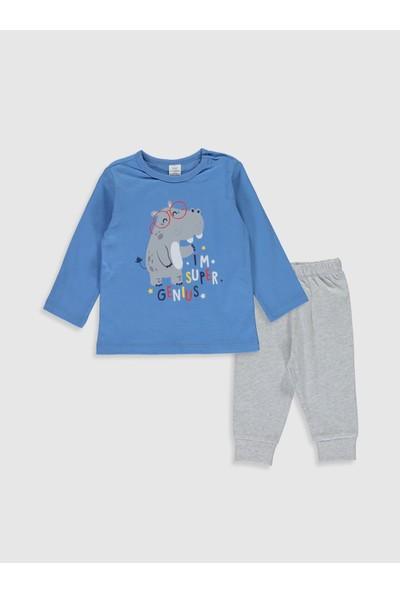 LC Waikiki Erkek Bebek Pijama Takımı