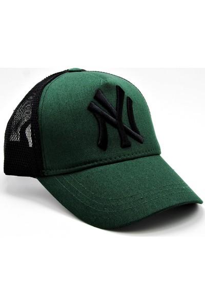 Takı Dükkanı Hip Hop Yankees Şapka Yazlık Fileli CP