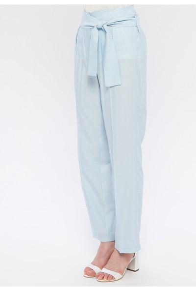 SLN Miray Pantolon Açık Mavi