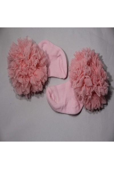 Bebeği̇me Çorap Tütü Soket Çorap 0 - 12 Ay