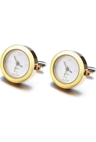 Omark Cotton L20B Saat Kol Düğmesi