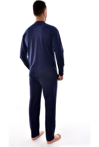 Pemilo Erkek Uzun Kol Süprem Pijama Takımı