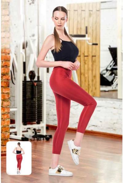 Marka Marka Kadın Yoga Pilates Fitness Spor Tayt