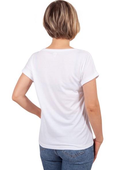 Biggdesign Green Face T-Shirt