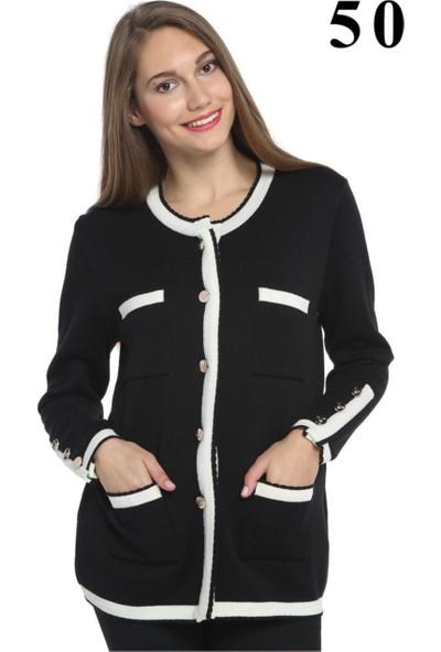 Solo Kadın Triko Ceket