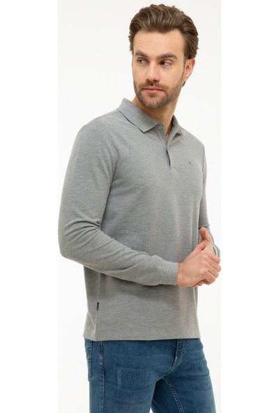 Pierre Cardin Polo Yaka Erkek Sweatshirt 50226541-VR086