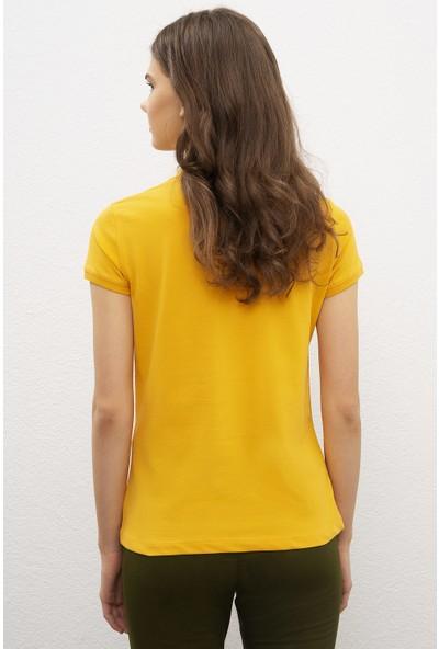 U.S. Polo Assn. Kadın T-shirt 50198886-VR094