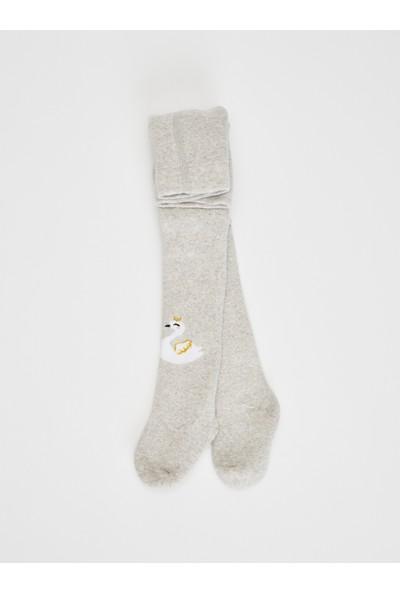 LC Waikiki Kız Bebek Külotlu Çorap