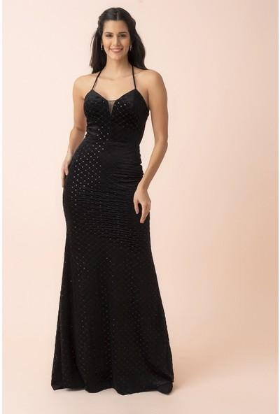 Arda New Line Kadın Siyah Abiye 1301506.01