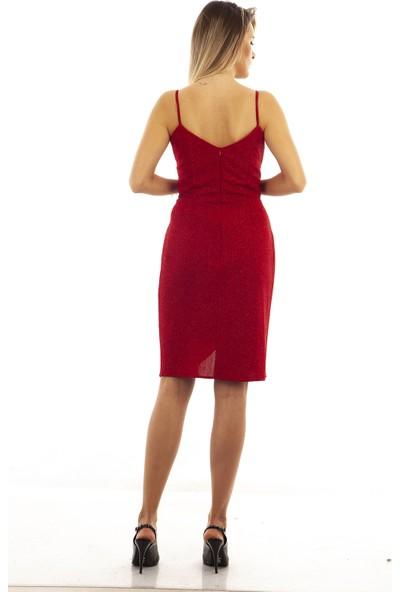 Arda New Line Kadın Kırmızı Abiye 1608238.08