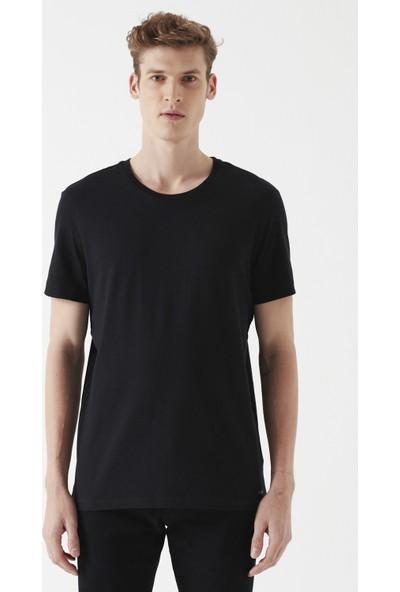 Mavi Siyah Tişört