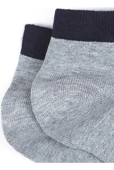 İkili Paket Lacivert Çorap 090273-25723