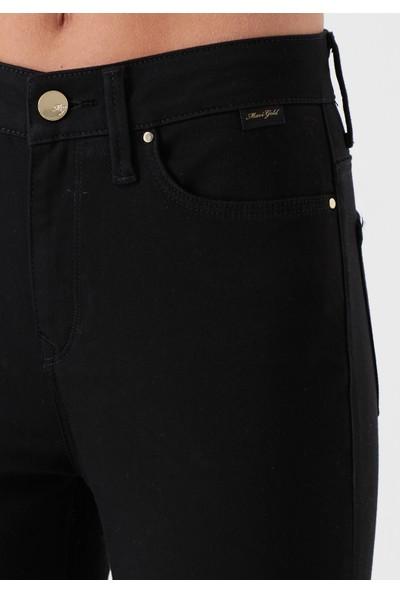 Mavi Kadın Kendra Gold Siyah Jean Pantolon 1074622002