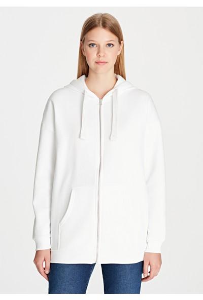 Fermuarlı Sweatshirt 167300-620