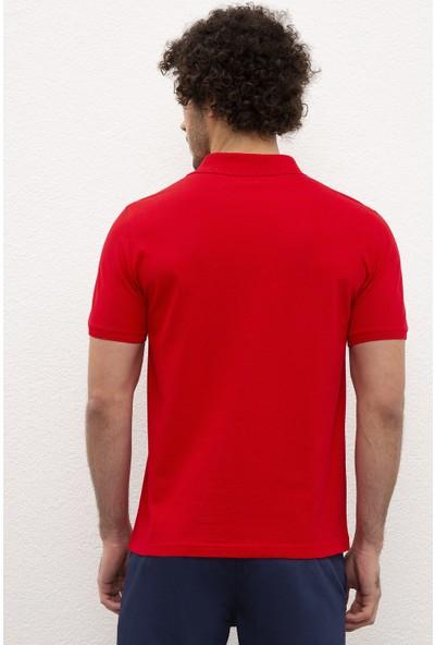 U.S. Polo Assn. Erkek T-Shirt 50217612-Vr030