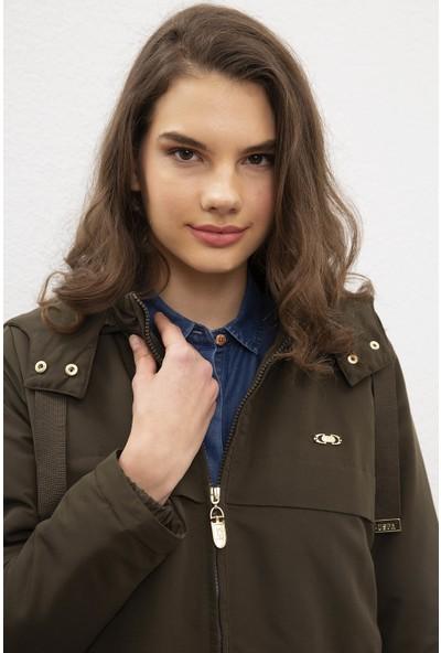 U.S. Polo Assn. Kadın Mont 50210083-VR111