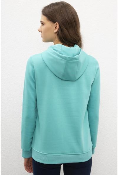 U.S. Polo Assn. Kadın Sweatshirt 50216083-VR090