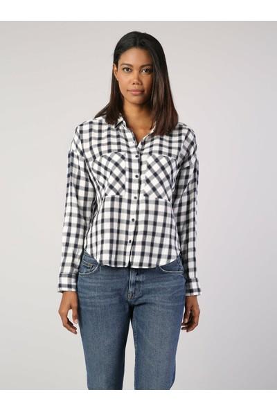 Colin's Kadın Uzun Kol Gömlek