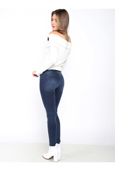 Twister Mindy Orta Bel Jean 9205-30 İndigo