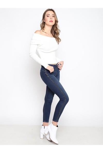 Twister Mindy Orta Bel Jean 9352-02 Lacivert