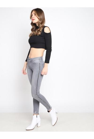 Twister Lima Orta Bel Jean 9294-01 Gri