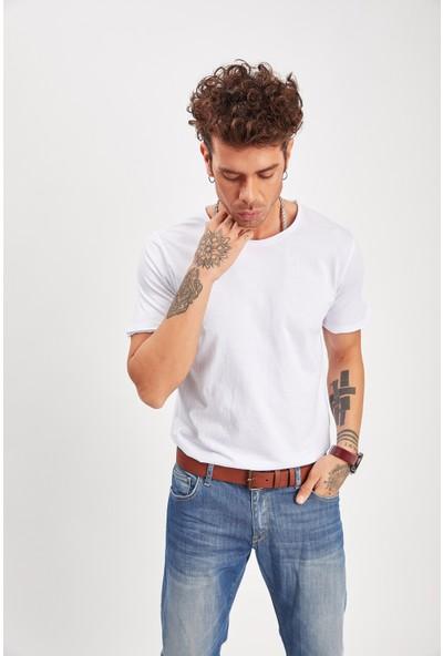 Manche 21-4176 Erkek T-Shirt
