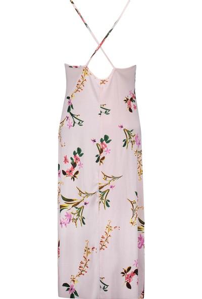 Collezione Kadın Pudra Elbise