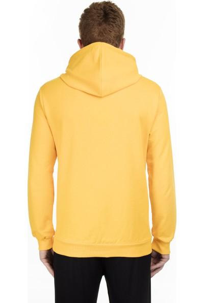 Buratti Kapüşonlu Erkek Sweatshirt 541Ordes