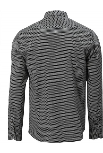 Lufian Slim Fit Nieve Smart Gömlek