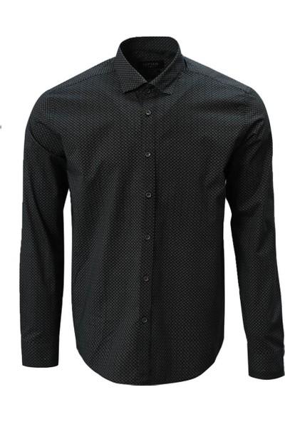 Lufian Slim Fit Rabano Smart Gömlek