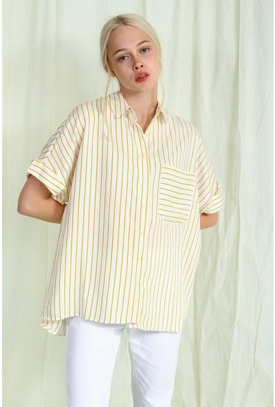 Collezione Kadın Sarı Tunik Paenz