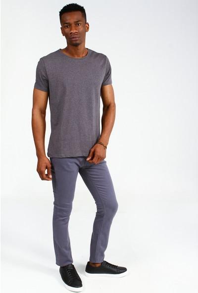 Collezione Erkek T-Shirt Kısa Kol Zeintowe