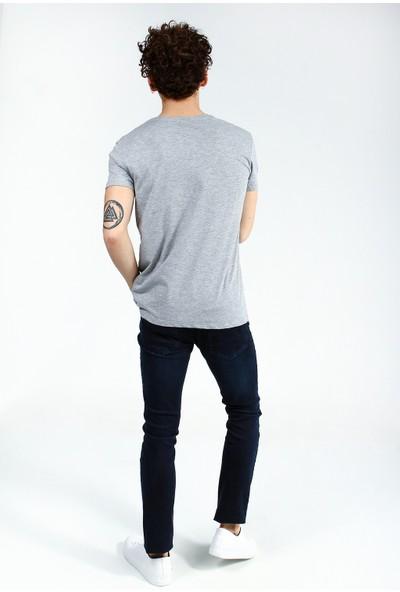 Collezione Erkek T-Shirt Kısa Kol Faunelo