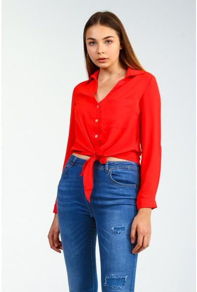 Collezione Kadın Gömlek Uzun Kol Stue-8029