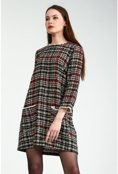 Collezione Kadın Elbise Turnel