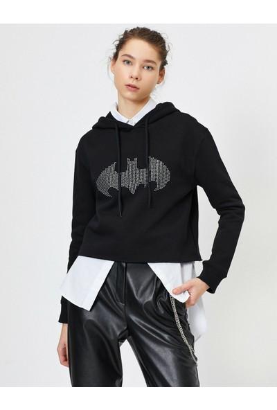 Koton Batman Lisansli Baskılı T-Shirt