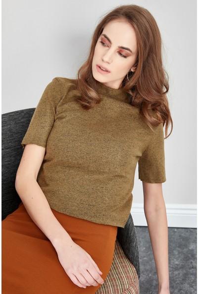 Manche 26-4844 Kadın Yumoş T-Shirt