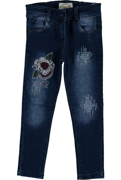 Yavrucak Kız Çocuk Kot Pantolon