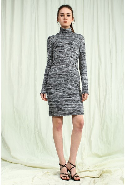 Collezione Kadın Grimelanj Slim Elbise