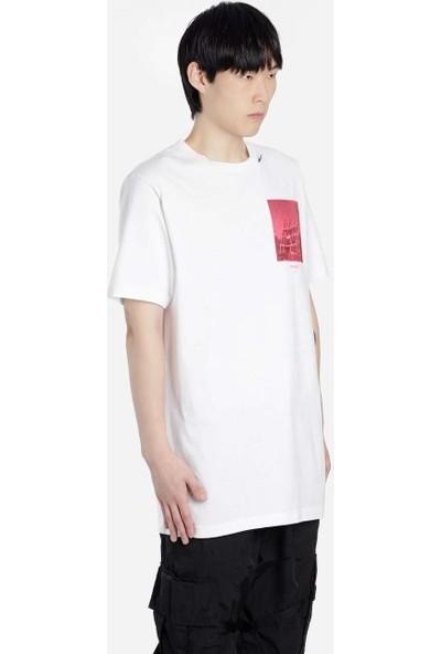 Off White Erkek T-Shirt Omaa027E19185009-0128