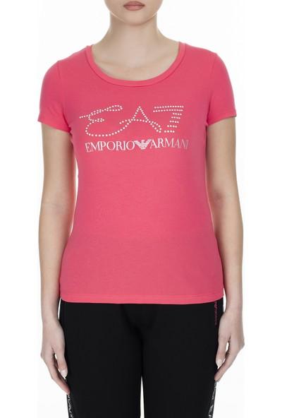 Ea7 Kadın T Shirt S 3Gtt18 Tj12Z 1456