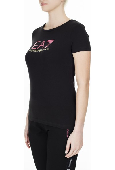 Ea7 Kadın T Shirt S 3Gtt62 Tj12Z 0210