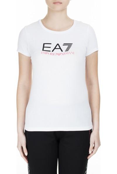 Ea7 Kadın T Shirt S 3Gtt62 Tj12Z 1100